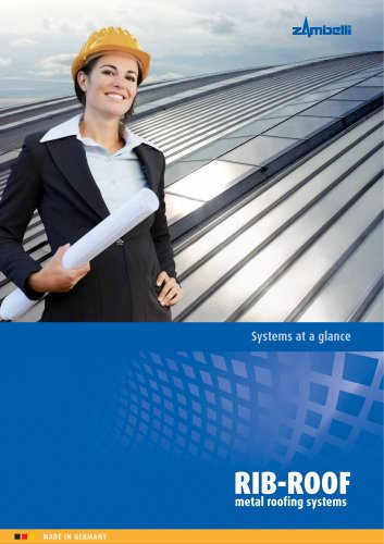 RIB-ROOF Systems at a glance