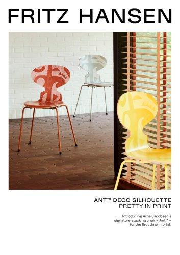 ANT™ DECO SILHOUETTE