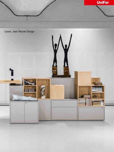 Cases. Jean Nouvel Design