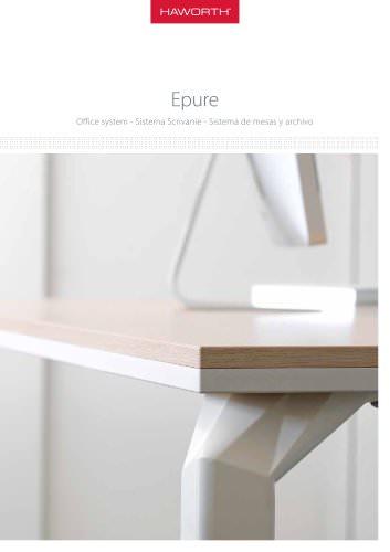 Epure catalogue