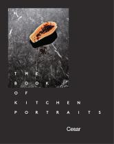 THE BOOK OF KITCHEN PORTRAITS N_Elle Design by R&D Cesar