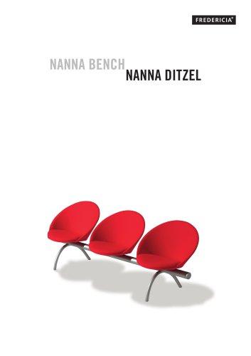 NANNA BENCH