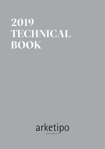 2019 TECHNICAL BOOK