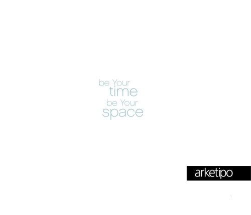 ARKETIPO Catalogue
