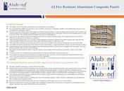 Alubond Standard Color Chart - Alubond Europe - PDF Catalogs
