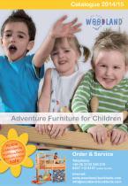 Catalogue children furniture 2015