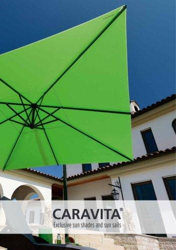 CARAVITA Sun shades and sun sails
