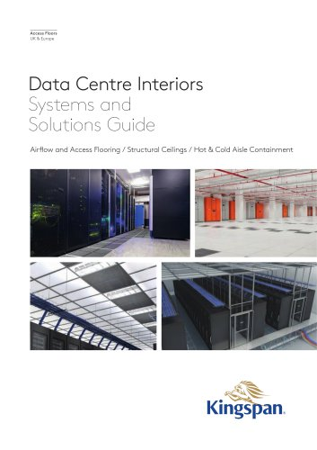 Data Centre Interiors Systems and Solutions Guide