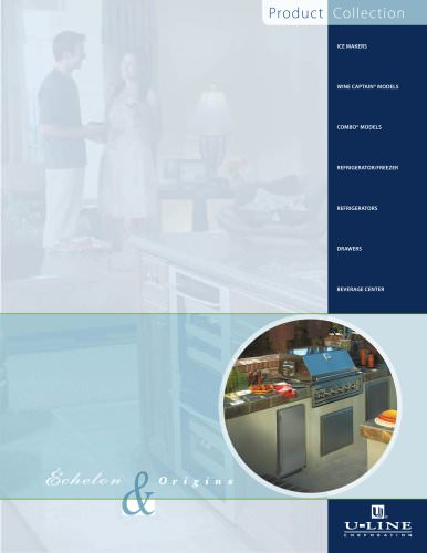 U-Line Residential Catalogue 2007