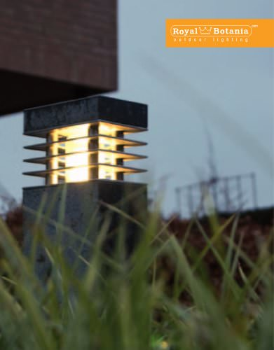 Royal Botania - Outdoor Lighting