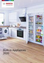 Built-in Appliances 2020