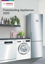 Freestanding Appliances 2020