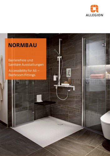 Accexxibility for All-Bathroom Fittings