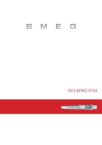 SMEG 50'S STYLE