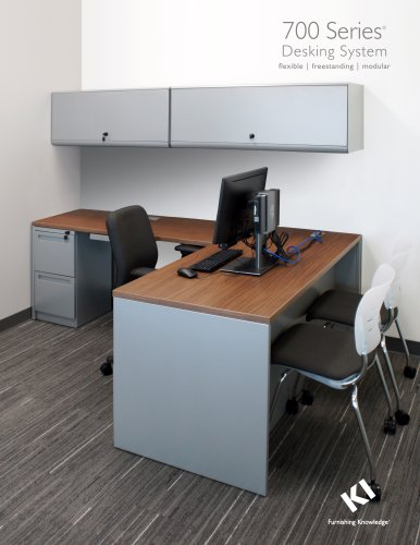700 Series® Desking System