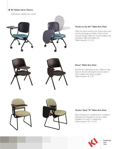 Piretti seating