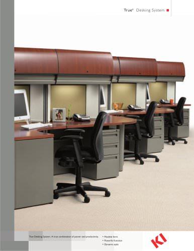True Desk System