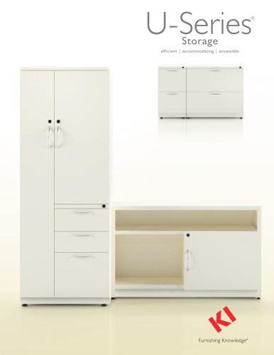 U-Series Storage Brochure