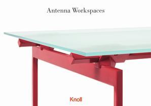 Antenna workspaces - 1