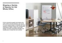 Dividends Horizon® : Workplace fexibility by design. - 10