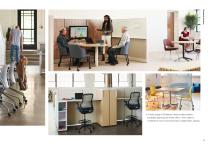 Dividends Horizon® : Workplace fexibility by design. - 11
