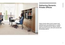 Dividends Horizon® : Workplace fexibility by design. - 13