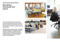 Dividends Horizon® : Workplace fexibility by design. - 4