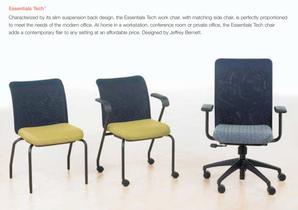 Ergonomic Seatings - 16