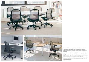 Ergonomic Seatings - 6