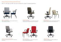 Essentials Work Chairs Brochure - 12