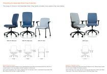 Essentials Work Chairs Brochure - 6