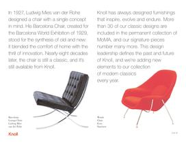 Knoll Space - 3