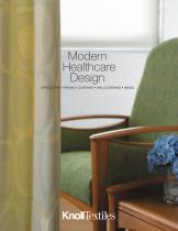 KnollTextiles Modern Healthcare Design - 1