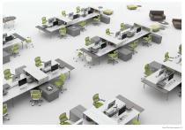 Open Plan Environments - 13
