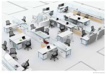 Open Plan Environments - 17