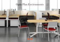 Open Plan Environments - 1