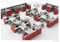 Open Plan Environments - 9