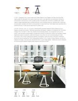 Piton™ Stool and Side Table Edward Barber and Jay Osgerby - 2