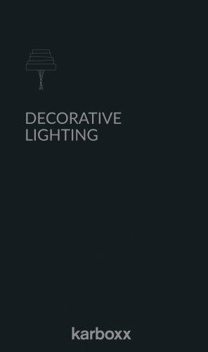 Decorative Lighting