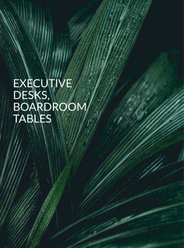 Executive Desks, Boardroom Tables