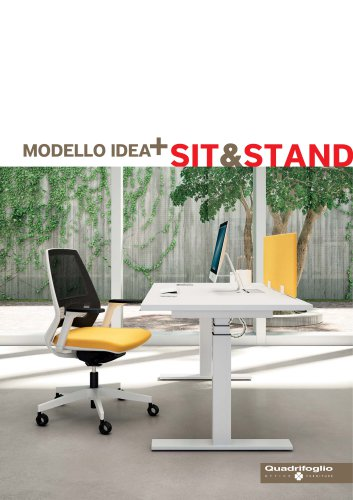 SIT&STAND CATALOGUE