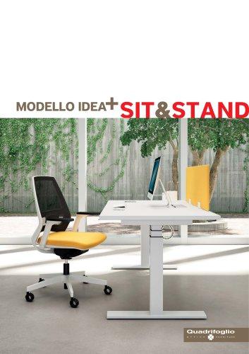 Quadrifoglio Mobili Per Ufficio.Sit Stand Catalogue Quadrifoglio Sistemi D Arredo Pdf Catalogs