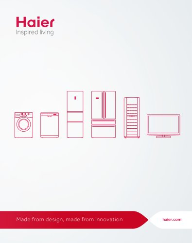Haier Corporate Brochure