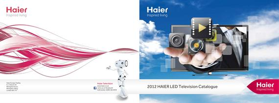 Haier UK TV Brochure - 1