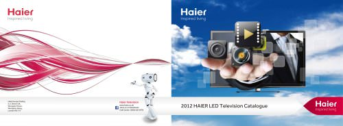 Haier UK TV Brochure