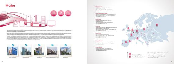 Haier UK TV Brochure - 2