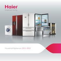 Haier UK White Goods Brochure 2011/2012 - 1