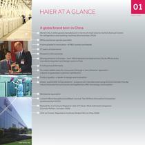 Haier UK White Goods Brochure 2011/2012 - 3