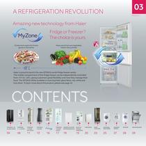 Haier UK White Goods Brochure 2011/2012 - 5