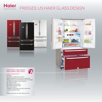 Haier UK White Goods Brochure 2011/2012 - 6